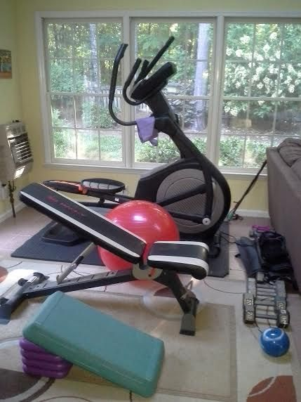 my home gym picture