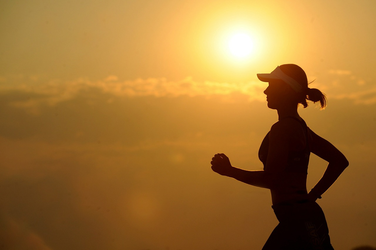 beginning cardio training runner