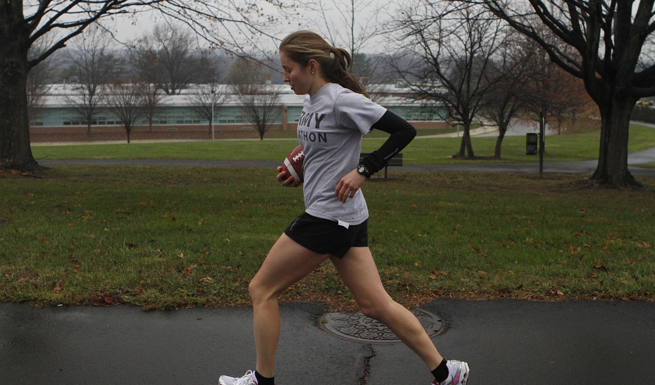 cardiovascular fitness jogging